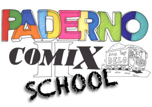 Logo Paderno Comix School