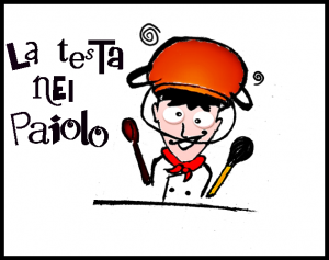 """La testa nel paiolo"" http://www.paderno7onair.it/wordpress/category/a-cena-con-paderno-7"